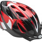 Brand New Thrasher Adult Helmet Bike Cycle Hat Head Gear - Red/Black