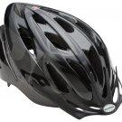 Brand New Thrasher Lighted Adult Helmet Bike Cycle Hat Head Gear - Black