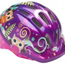 Brand New Classic Toddler Helmet Bike Cycle Hat Head Gear - Purple