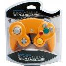 Brand New Nintendo Controller GameCube or Wii -- ORANGE SPICE