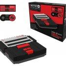 Brand New Retron 2 System - Nintendo NES & Super Nintendo SNES -- BLACK / RED