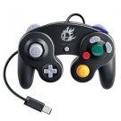 Brand New Official Nintendo Super Smash Bros Classic Gamecube Controller - BLACK