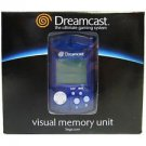 Brand New Genuine VMU Card for Sega Dreamcast  Official Visual Memory Unit