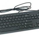 Brand New Dell 53RMH Black USB Wired Slim Quiet Keyboard 104-Key