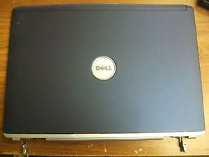 Brand New Dell Inspiron 1420 LCD Back Cover & Hinges