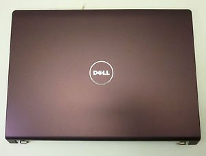 Brand New DELL STUDIO 1535 1536 LCD BACK COVER WITH HINGES