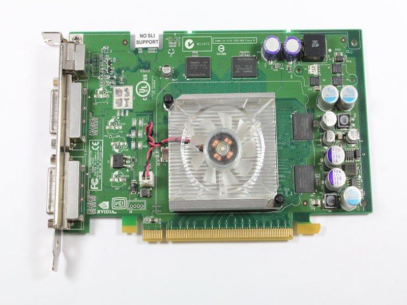 Brand New HP NVIDIA QUADRO FX 560 128MB DUAL DVI PCI-E 16X VIDEO CARD