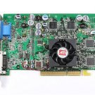 New HP ATI FIREGL T2-128P AGP 8X VIDEO GRAPHICS CARD