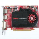 ATI RADEON FIREPRO 3D V4800 1GB DDR5 SDRAM PCI-E DVI VIDEO CARD
