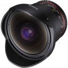Rokinon 12mm F2.8 Ultra Wide Fisheye Lens for Canon EOS EF DSLR Cameras