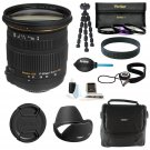 New Sigma 17-50mm F2.8 EX DC OS HSM Zoom Lens for Nikon DX Digital with 77mm 3-piece