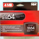 Brand new Expansion Pack For Nintendo 64 Ram Expander