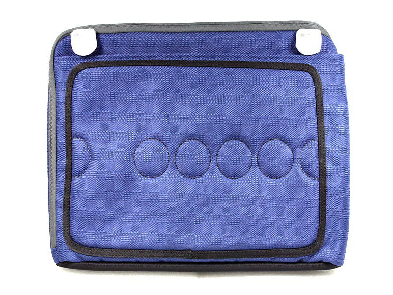 """New DELL 5DOT 15.6"""" BLUE MESSENGER CARRYING BAG WITH TAG"""