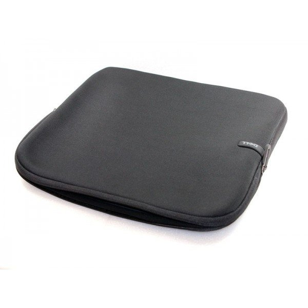 "NEW DELL 15.4"" LAPTOP NOTEBOOK BLACK SLEEVE NEOPRENE SLIP CASE"