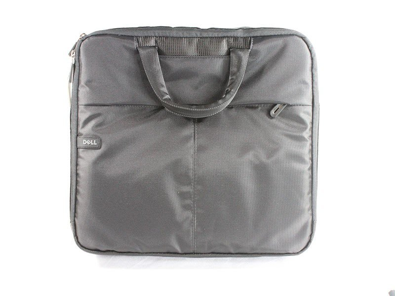 NEW DELL 15 LAPTOP EXECUTIVE NYLON BRIEFCASE BAG WITH SHOULDER STRAP