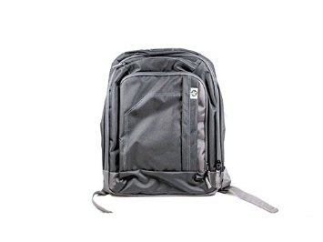 NEW HP COMPAQ BLACK BASIC BACKPACK LAPTOP NOTEBOOK BAG