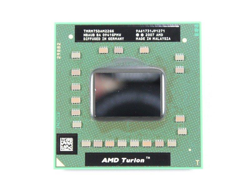 AMD Turion 64 RM-75 Dual-Core 2.2GHz Mobile Processor