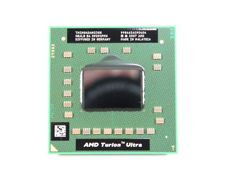 Lot of 5 AMD Turion 64 X2 Dual-Core 2.2GHz Processor