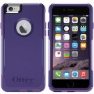 Brand NEW! OtterBox Commuter Case For iPhone 6S iPhone 6 - Purple, w/ Screen Protector