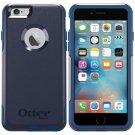 Brand NEW OtterBox Commuter Series iPhone 6 S PLUS Screen Protector Case Sleek Blue