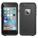 Brand NEW!! LifeProof FRE iPhone 6 / iPhone 6S 4.7 Inch WATERPROOF Case 77-52563 Black