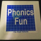 Phonics Fun Cards – 1992 by Small Ventures