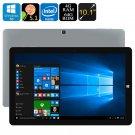 CHUWI HiBook Pro Tablet PC - 10.1 Inch 2560x1600 IPS Display, Intel Atom CPU, 4GB RAM, 64GB Memory