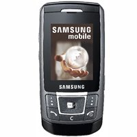 Samsung D900 Unlocked Quadband GSM Phone