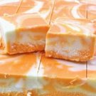 Orange Dreamsicle Swirl Fudge 1lb