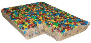 M&M Cookie Dough Fudge 1lb