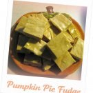 Pumpkin Pie Fudge 1lb