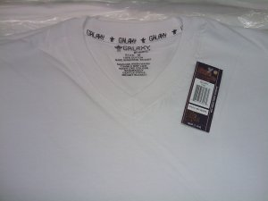 12 Pc Of Galaxy V-NECK T-SHIRTS Tee MVT-280Galaxy by Harvic mix size