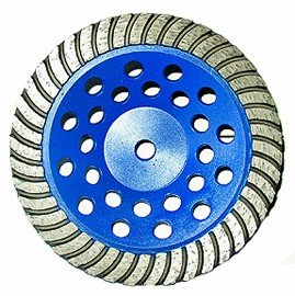 "7"" Coarse Diamond Cup Wheel"