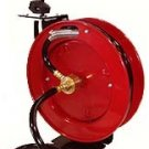 3/8 Inch x 25 Ft. Air Hose Reel - Retractable