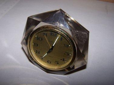 europa 2 jeweled wind up alarm clock
