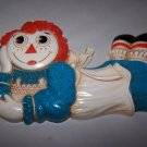 raggedy ann wall hanging bobs merrill co 1977