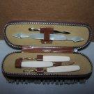 travel manicure and brush set w germany