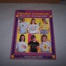 frivols funwear leisure arts iron on transfer book 1996