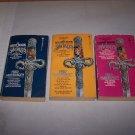 book of swords 1 2 3 fred saberhagen paperbacks book lot