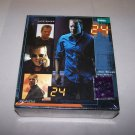 24 jack bauer spit screen puzzle nib wth the bonus poster inside