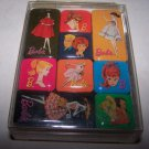 barbie magnet set 2004