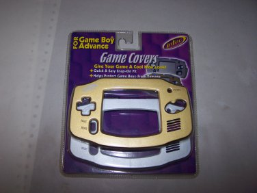 game boy advance covers intec. 2001 nib