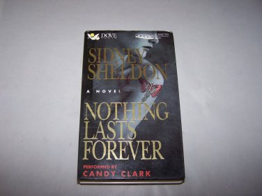 nothing lasts forever audio book sidney shelldon perf candy clark