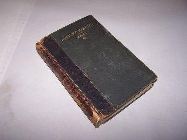 ancient history hc book 1904 philip van ness myers