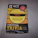 entertainment trivia commodore 64 128 game bci software NIB