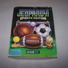 jeopardy sports edition ibm pc game 1993 gametec