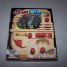 sim city 1989 broderbund PC game