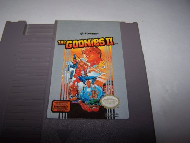 the goonies 2 nes game 1985 konami