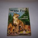 white fang hardcover book with jacket jack london