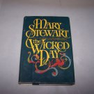 the wicked day hardcover 1983 book with jacket mary stewart